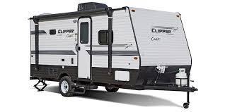 Clipper 17CBH trailer